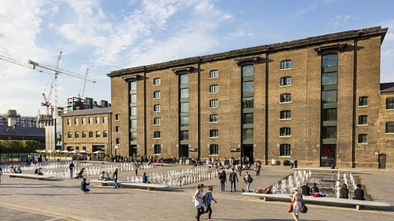 Discover King's Cross, N1C
