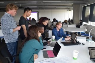 Project Champions at Loughborough in London
