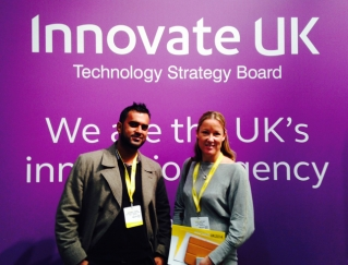 City-Insights Invited to Innovate UK 2014