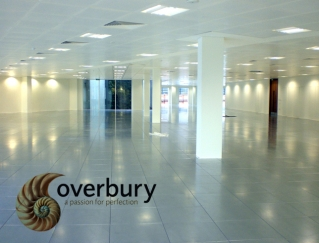 On-site reporting and management tool for Overbury