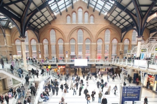 City-Insights and Network Rail - Liverpool Street Station project