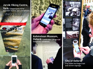 City-Insights talking at Touring Exhibitions Group