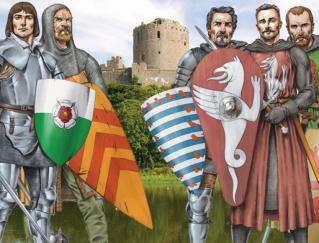 Pembroke Castle tells medieval stories through City-Insights